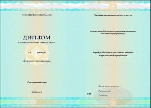Диплом по экологической безопасности